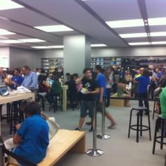 Foto 75 de 93 de la galería inauguracion-apple-store-la-maquinista en Applesfera