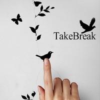 TakeBreak, resalta tus grietas de manera decorativa