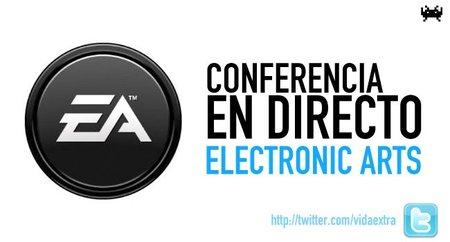 E3 2011: Conferencia de Electronic Arts en directo vía twitter