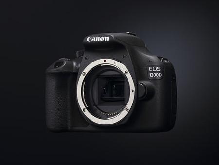 Canon EOS 1200D, 18 Megapíxeles para iniciarse con Canon