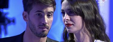 El emotivo reencuentro entre Iván González y Ruth Basauri en el plató de 'MyHyV' después de tres años sin verse
