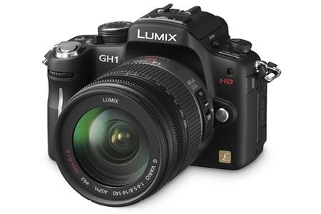 Panasonic Lumix DMC-GH1 y dos nuevos objetivos Micro Cuatro Tercios