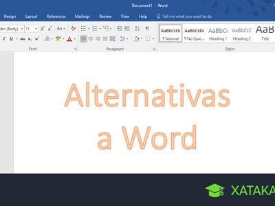 Alternativas gratis a Word para editar y crear documentos