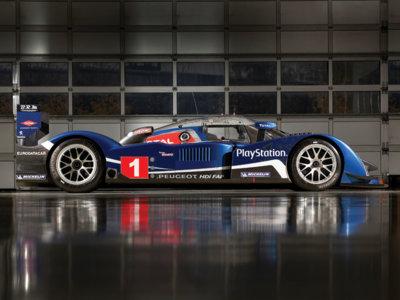 ¿Sueñas con Le Mans? Ya puedes tener el Peugeot 908 HDi FAP que quedó segundo en 2008