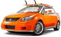 Suzuki Makai Concept, otro con estilo surfero