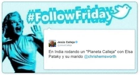 #FollowFriday de Poprosa: de los Pataky en Planeta Calleja al Carnaval