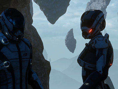 Mass Effect: Andromeda solamente estará disponible para PC en Origin