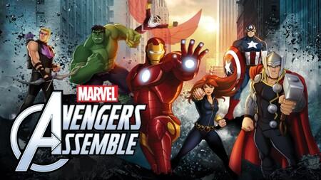 Ver Avengers gratis en México con Disney+