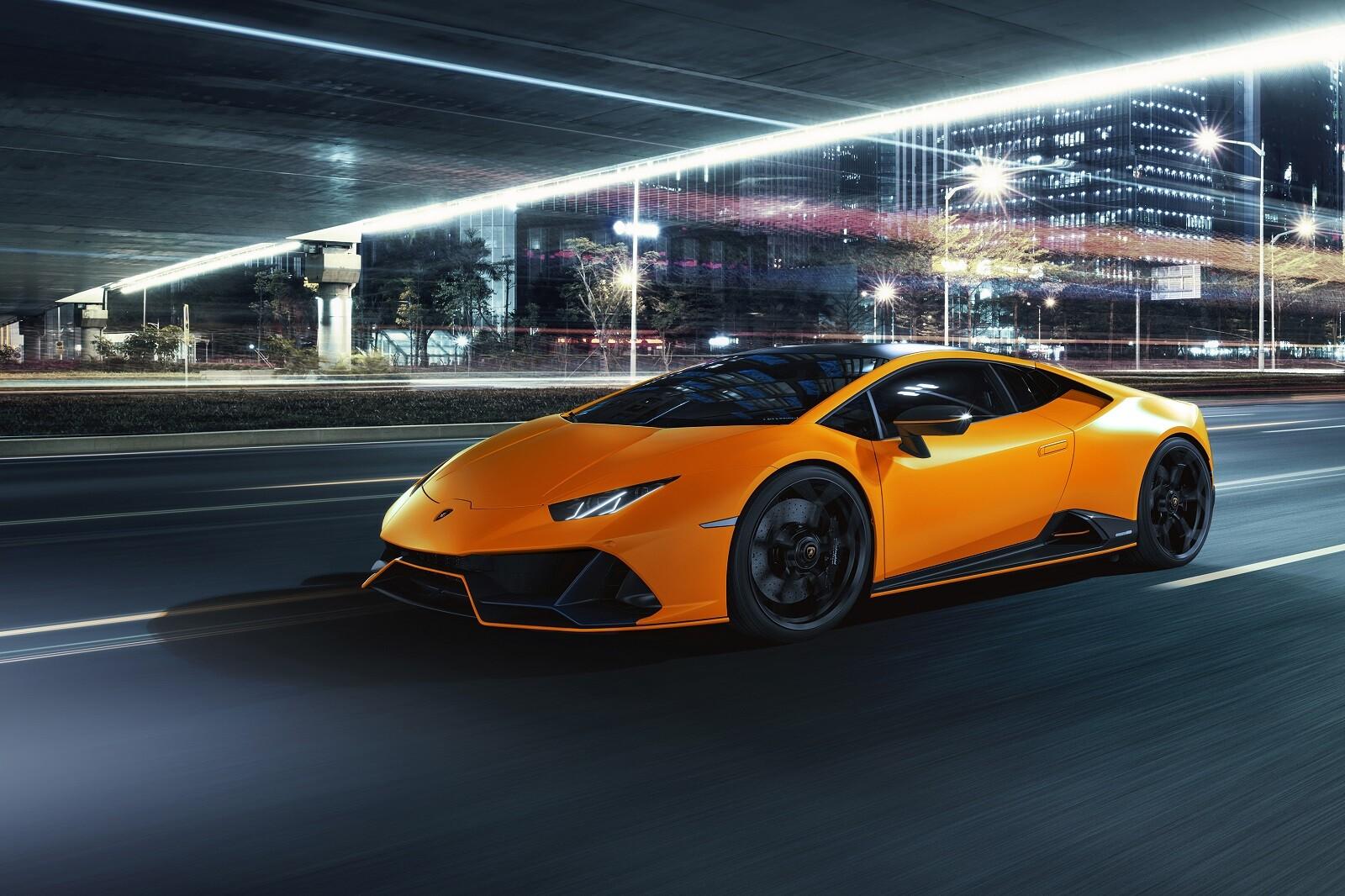 Foto de Lamborghini Huracán EVO Fluo Capsule (20/26)