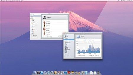 Mac OS X Lion Server