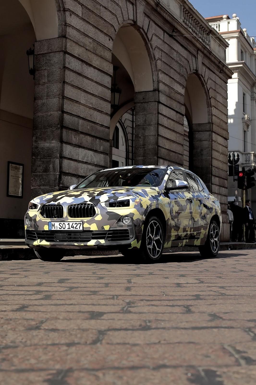 Foto de BMW X2 (fotos espía) (8/13)