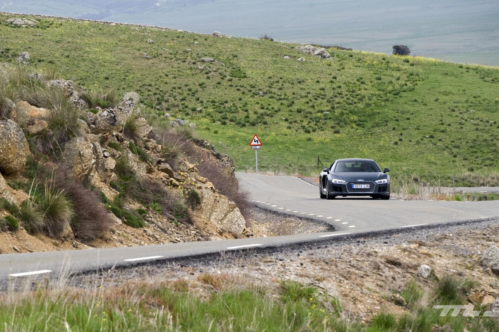 Foto de Audi R8 V10 Plus (prueba) (17/39)