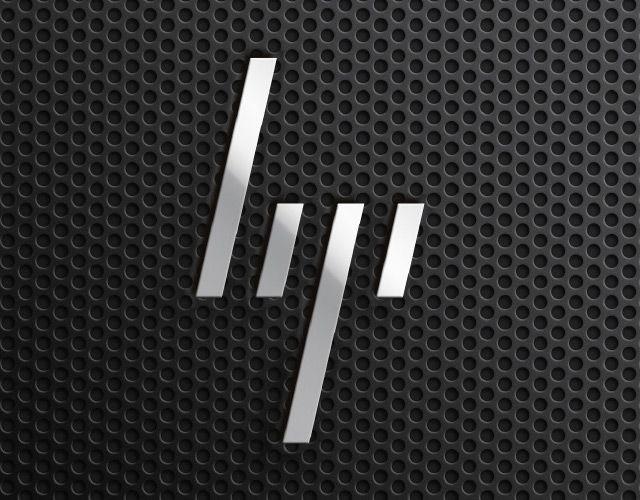 Hp Logo mas reciente premium