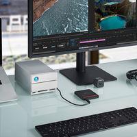 LaCie presenta nuevo disco externo SSD resistente a golpes para llevar siempre con nosotros