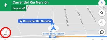 Cómo avisar de las incidencias de tráfico en Google Maps