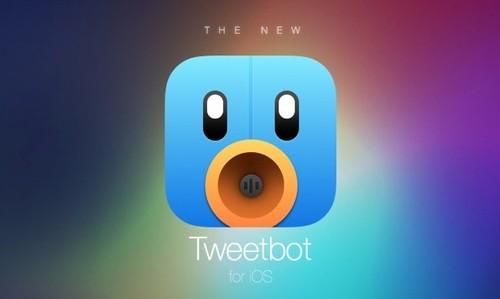 Tweebot se actualiza a la versión 4.1 dando soporte para el Apple Watch