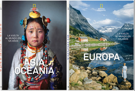 National Geographic Asia Oceania Europa
