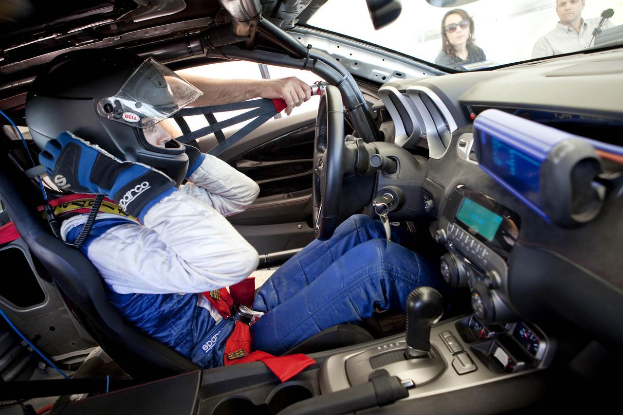 Foto de 2012 Chevrolet Camaro ZL1 (9/11)