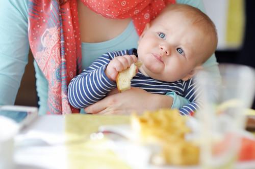 Las siete alergias alimentarias más comunes en bebés y niños