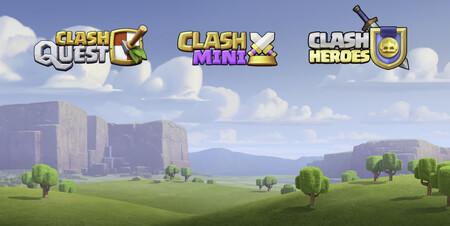 'Clash Quest', 'Clash Mini' y 'Clash Heroes': Supercell prepara tres nuevos juegos basados en 'Clash of Clans'