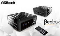 ASRock BeeBox es una mini-PC con disipación pasiva que estrenará USB Type C