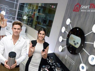La plataforma LG Hub SmartThinQ es ahora compatible con el Amazon Echo