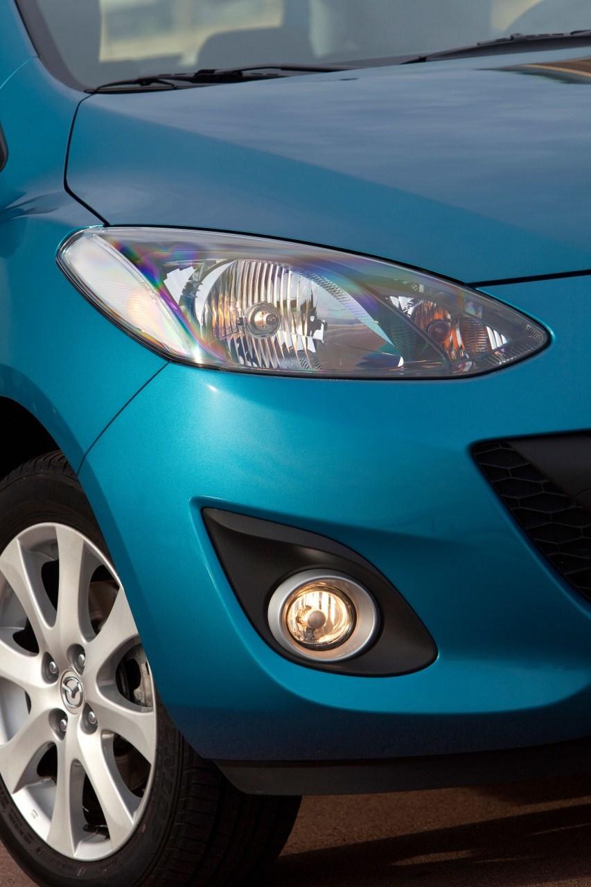 Foto de Mazda2 2010 (26/117)