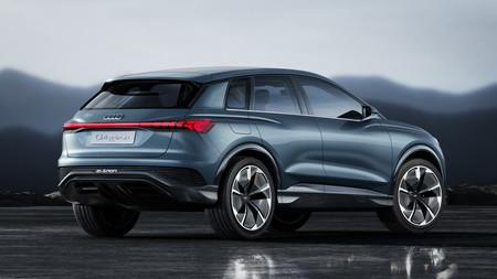 Audi Q4 E Tron Concept 7