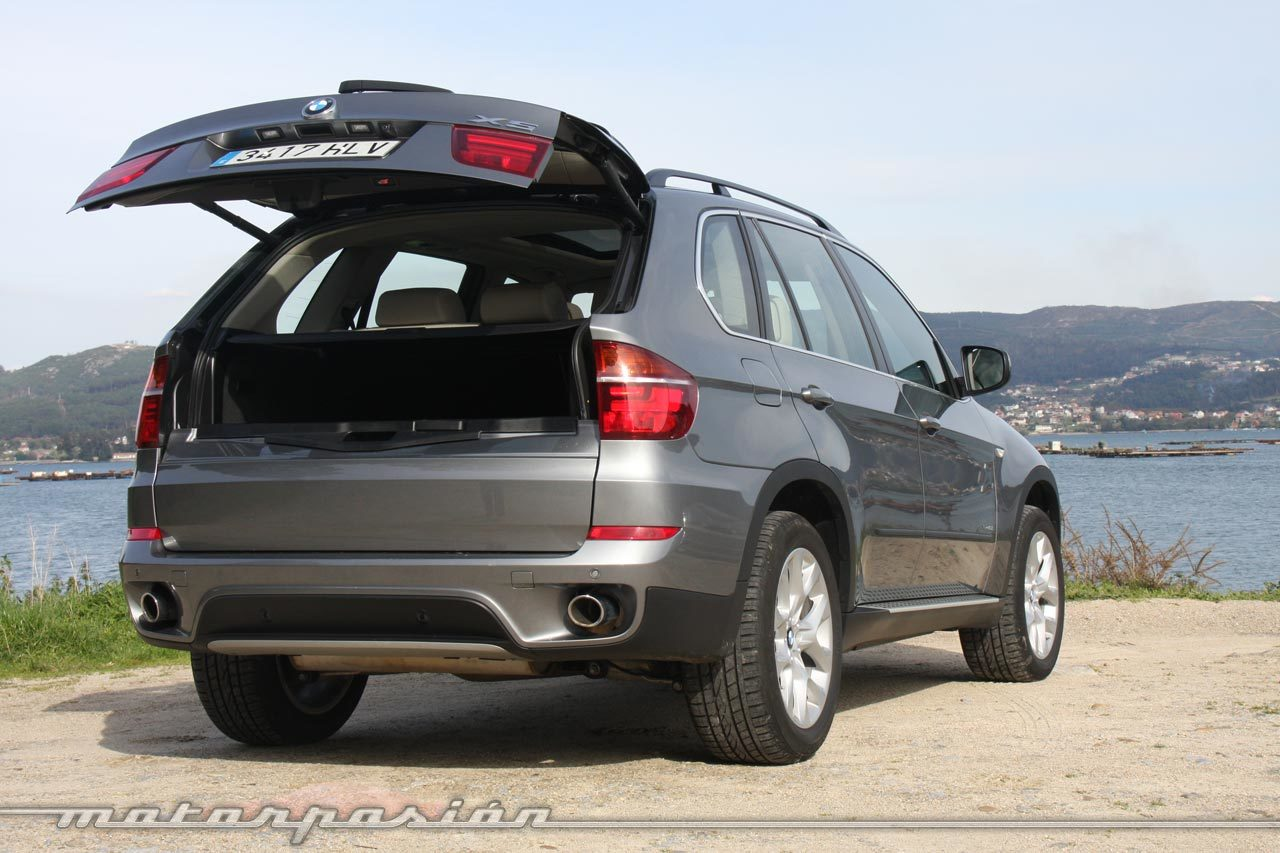 Foto de BMW X5 4.0d xDrive (prueba) (19/48)