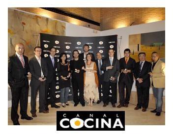 IV Premios Canal Cocina