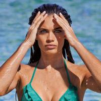 Calzedonia swimwear 2015, el reinado de Sara Sampaio continúa