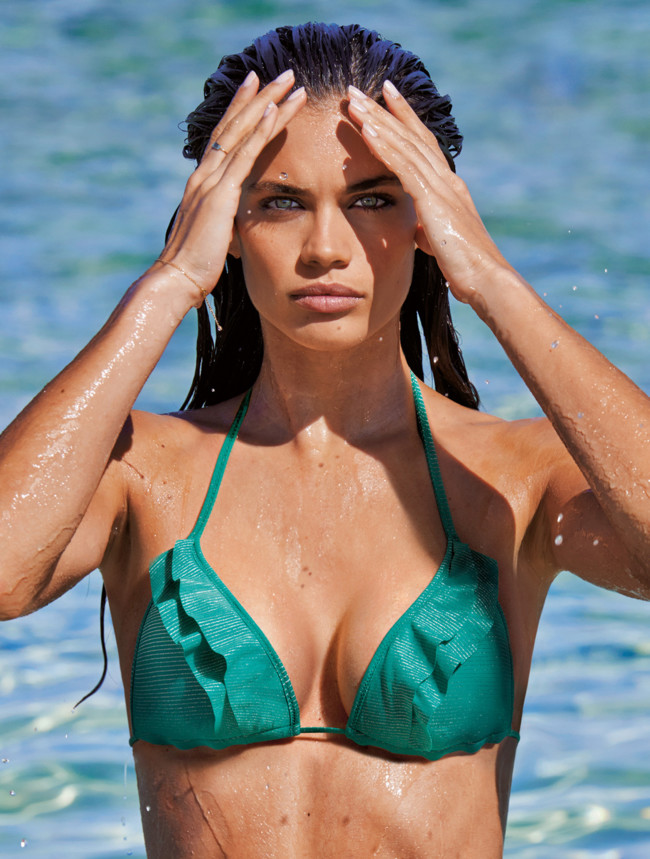 Calzedonia Verano 2015 Swimwear Bano Sara Sampaio 21