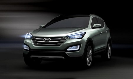 Así es el nuevo Hyundai Santa Fe (iX45 en Europa)