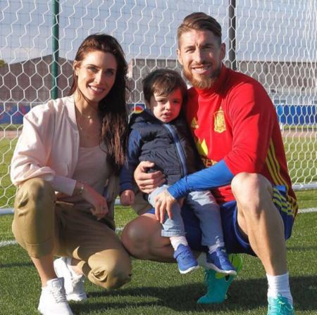 Tocaba visita a la Roja de WAGs y bebés: #vamosEspaña