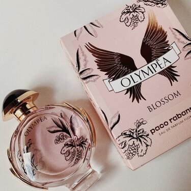 Probamos Olympéa Blosom, el último perfume de Paco Rabanne que nos traslada directamente a la primavera