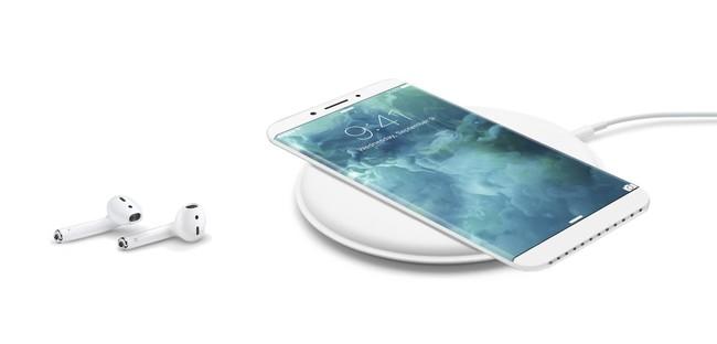 El iPhone 8 apunta a carga inalámbrica: Apple se alía con el Wireless Power Consortium