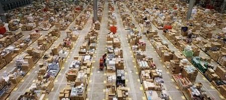 Amazon se prepara para la campaña de Navidad 2014-2015