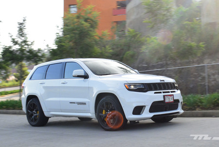 Jeep Grand Cherokee Trackhawk 7