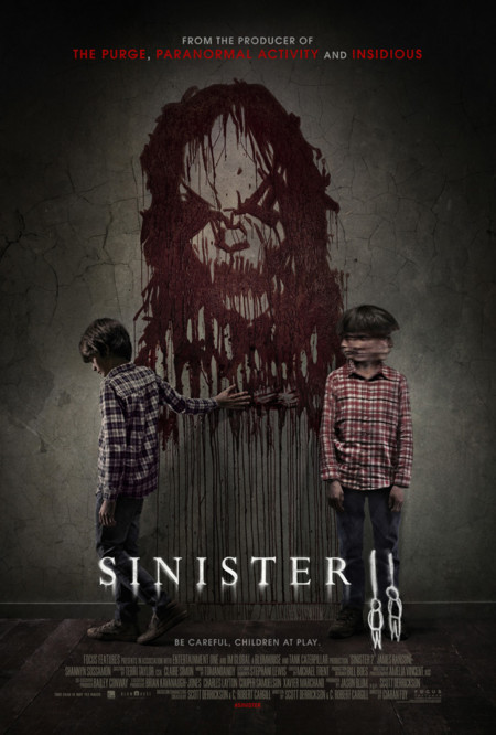 Cartel de Sinister 2