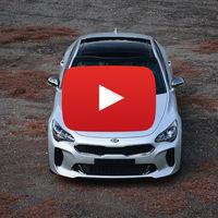 KIA Stinger 2.0 Turbo, videoprueba: Un coreano que quiere poner en aprietos a los alemanes