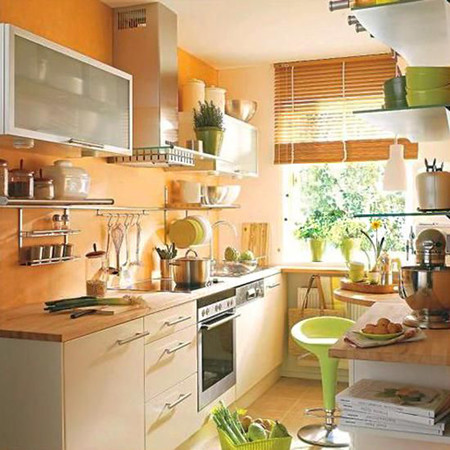 Cocina Naranja 08