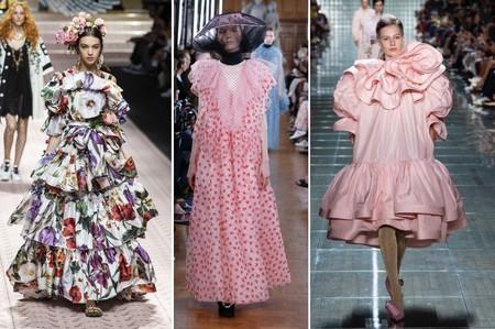 Tendencias Primavera Verano 2019 Vestidos Muneca