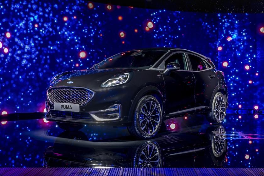 Ford Puma agrega un nuevo motor a su gama