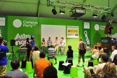 Campus Party: Grandes ponentes que no te puedes perder