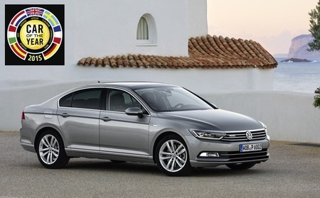 Volkswagen Passat: coche del año en Europa 2015