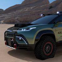 El SUV eléctrico Fisker Ocean se apunta a la esfera militar y policial con este paquete todoterreno: el Ocean Force E