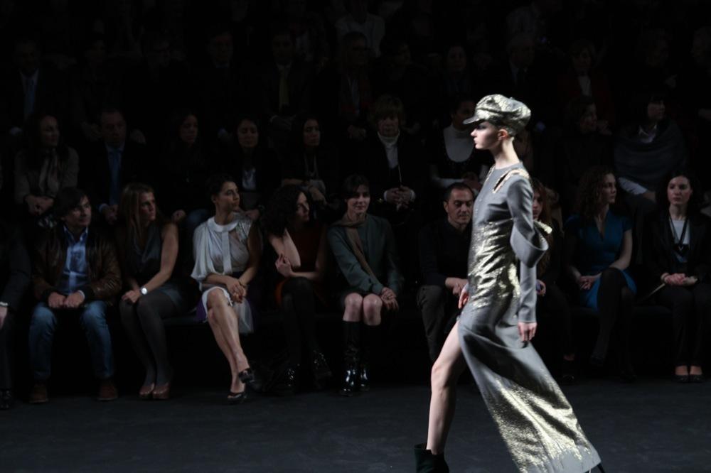 Foto de Jesús del Pozo en la Cibeles Fashion Week Otoño-Invierno 2011/2012 (26/71)