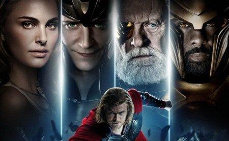 'Thor', nuevos carteles de la película de Kenneth Branagh