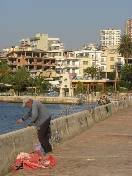 Albanian Fisherman