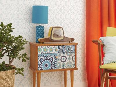¿Buscas una decoración atrevida y con encanto? Dale un toque de Art Decó